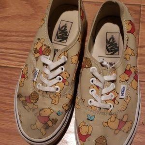 Winnie pooh vans